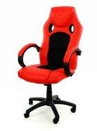 Fotel XRacer PRO czerwono-czarny