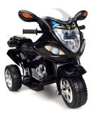 Motor dla dzieci - CZARNY