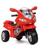 Motor na akumulator dla dzieci - CZERWONY
