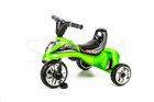 Rowerek trójkołowy dla dzieci SKUTER zielony