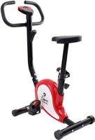 Rower treningowy mechaniczny Funfit Czerwono-Czarny F01