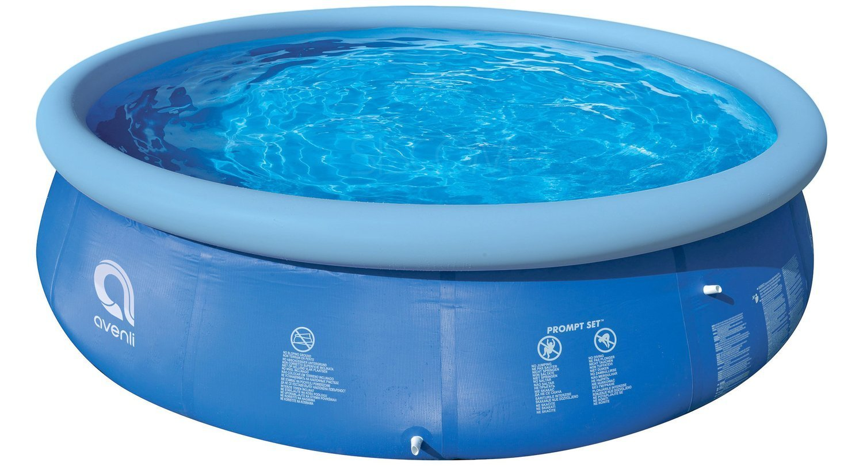 podłączyć filtr basenowy nad ziemią