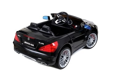 MERCEDES SL65 AMG na licencji