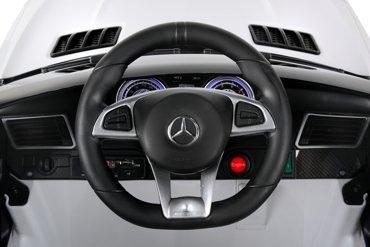 Mercedes  Benz GLE 63 S AMG na licencji