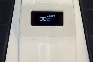 Mini SEGWAY biały