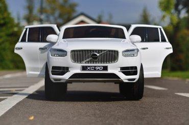Pojazd Akumulatorowy Volvo XC90 - biały