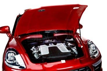 Pojazd elektryczny dla dzieci, na akumulator SUV czerwony